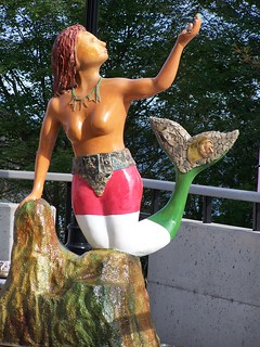 The Heritage Maiden: Mermaids in the City