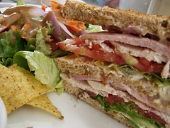 blt, sandwich, meal, lunch, ham and cheese sandwich, muffuletta, meat, food, dish, cuisine, fast food,