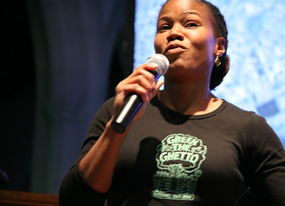 Majora Carter - Sustainable South Bronx