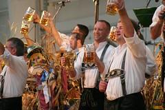 Oktoberfest underway