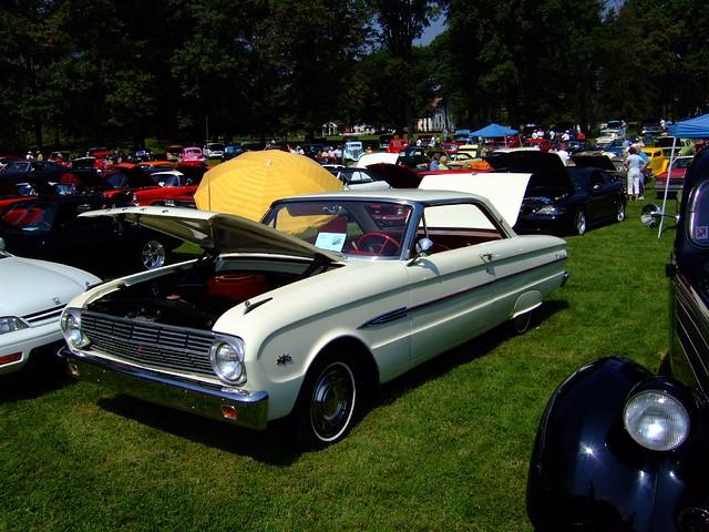 Allandale Mansion Car Show