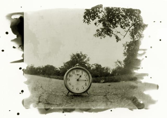 Pinhole: Clock