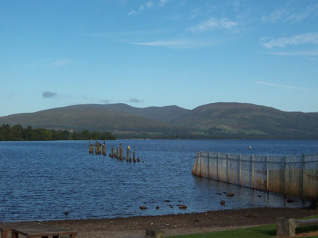 Loch Lomond - the other end