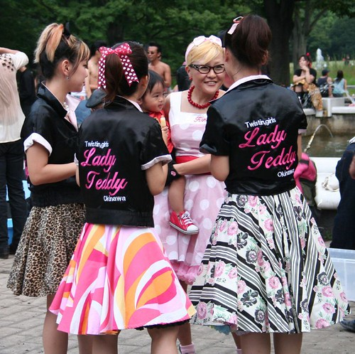 Rockabilly Ladies