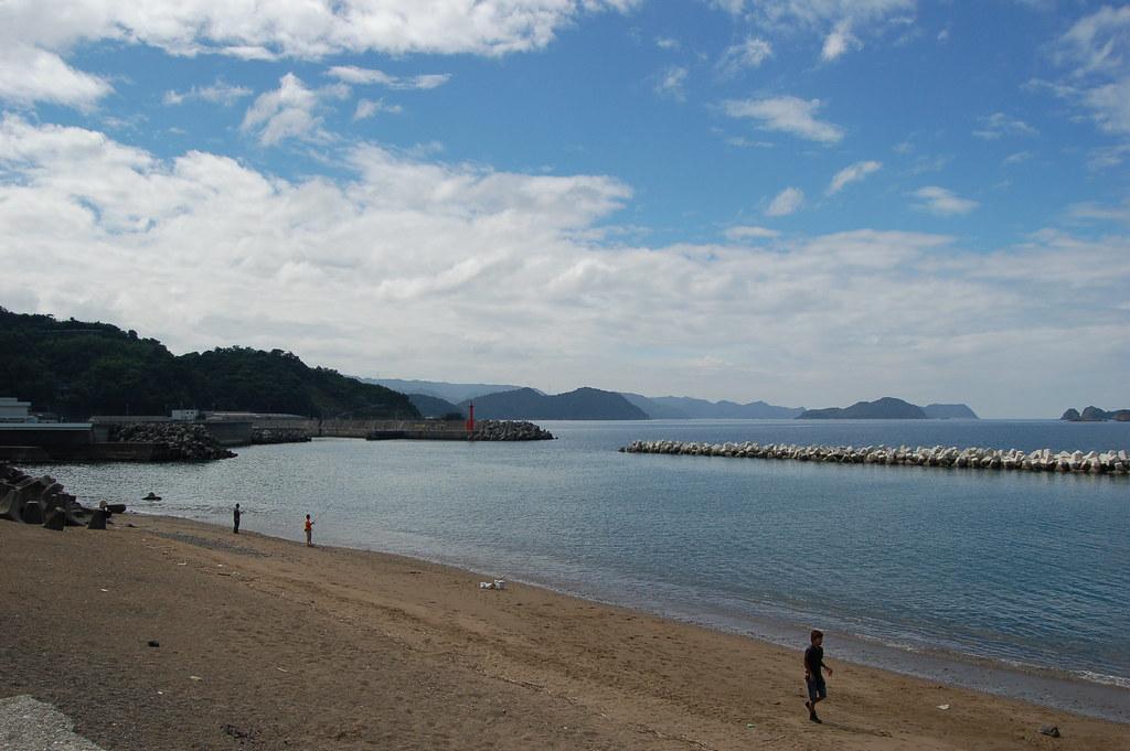 Wakayama пляж