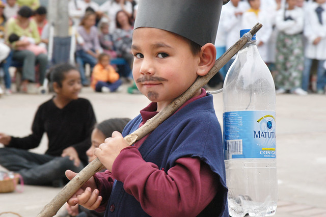 Header of water boy