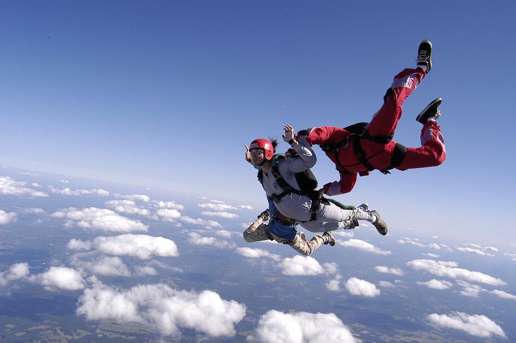 AFF Jump 1: Free & Clear