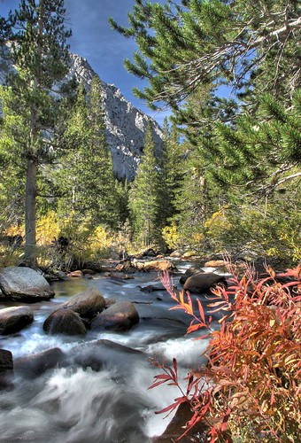 Rock Creek - Eastern Sierra's California
