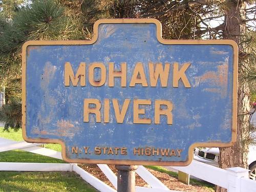 MOHAWK RIVER - N.Y. State Highway