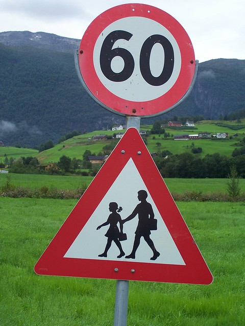 Top Norwegian Road Signs, number 3 | Flickr - Photo Sharing!