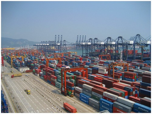 Shenzhen Container Port