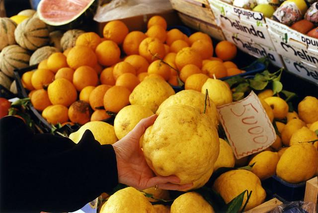 Mutant lemon