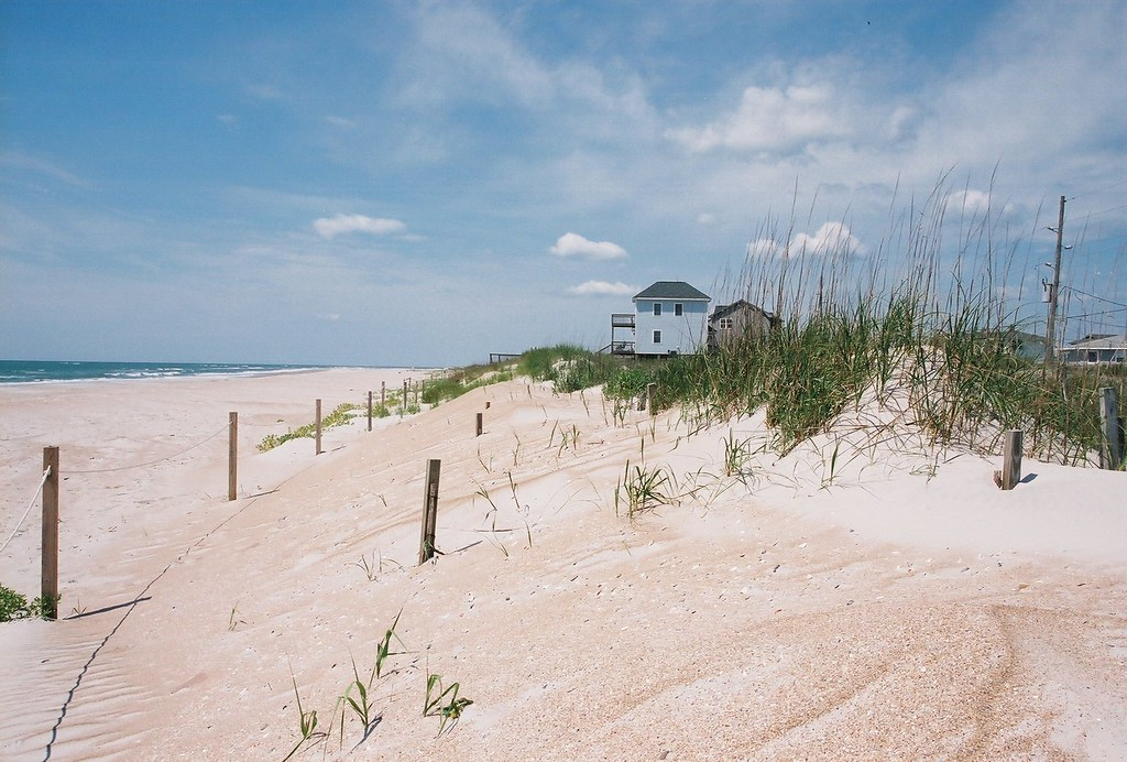 New Topsail Inlet - North Carolina - Around Guides
