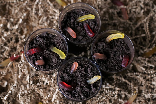 Celebrate Earth Day with Dirt Dessert Cups for Kids!
