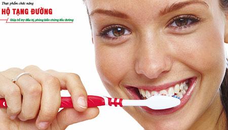 Kiểm soát đường huyết là cách bảo vệ nụ cười của bạn.