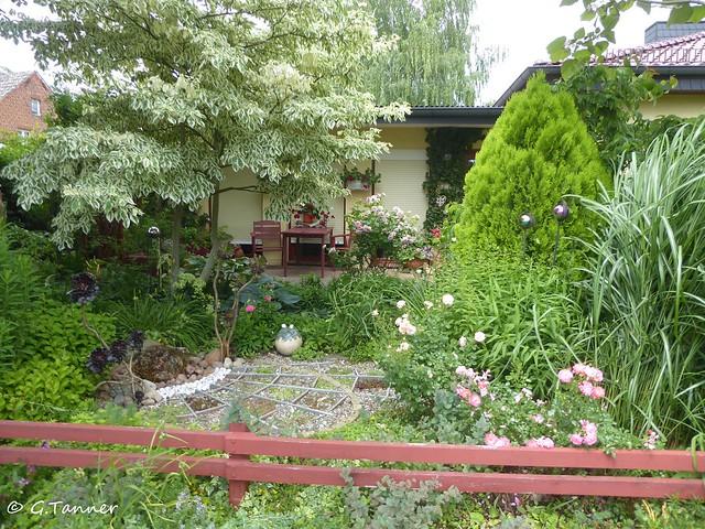Ein Garten im Havelland