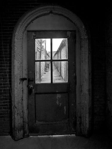 The Old Unlocked Door Trick
