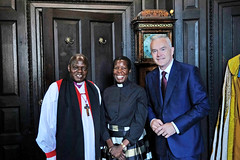 Archbishop of York, Rev Grace Sentamu-Baverstock, Huw Edwards