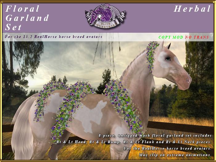 E-RH-FloralGarlands-Herbal - TeleportHub.com Live!