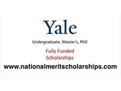 Yale University Scholarships 2018 UPDATED Fully Funded