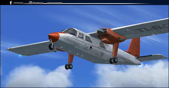 Carmonair Charter (TI-BGK) v3