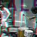 Musicians Binnenwegplein Rotterdam 3D