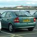 R712 JGR - Vauxhall Astra @ North Shields