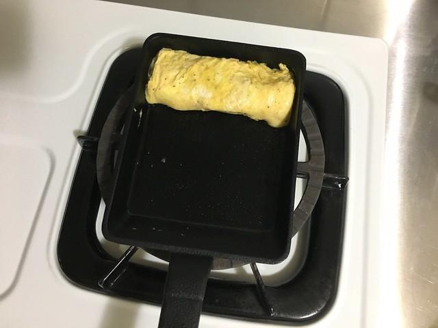 第一次煎玉子燒就上手@鳳文堂玉子燒鍋