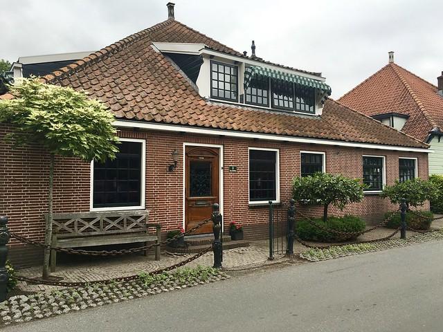 Stolpboerderij Noord Holland