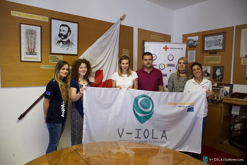 Anpas in Serbia e Montenegro con il progetto V-IOLA