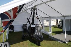 G-DGBT Chimera Aviation Dragon GBT 1170 [CA D 0001] Popham 060518