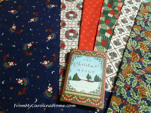 Giveaway Prize for 12 Days of Christmas in July! on From My Carolina Home