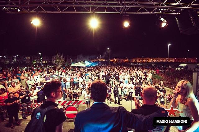 Noicattaro. rock festival intero