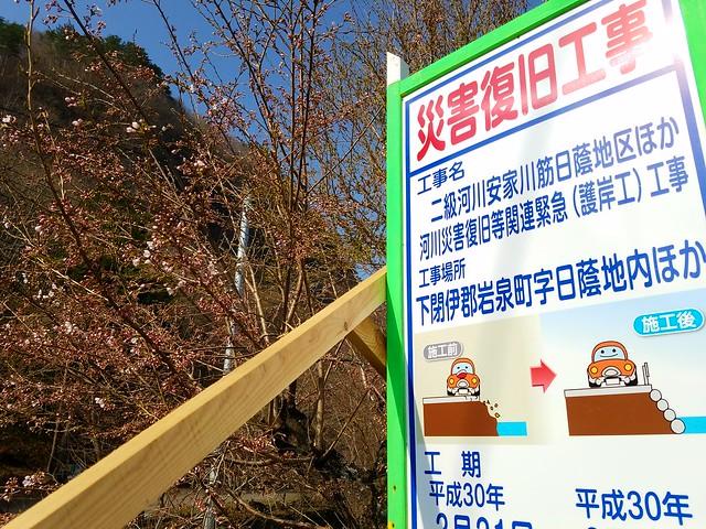 平成28年台風10号被災 岩手県岩泉町で災害ボランティア(援人 2018年 0420便)
