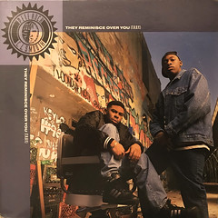 PETE ROCK & C.L. SMOOTH:THEY REMINISCE OVER YOU(T.R.O.Y.)(JACKET A)