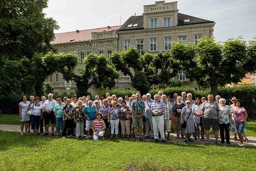 2018 - Výlet seniorů M. Lázně