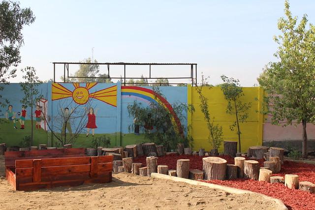 Jardín Infantil Huelemu I Lampa I Edenred