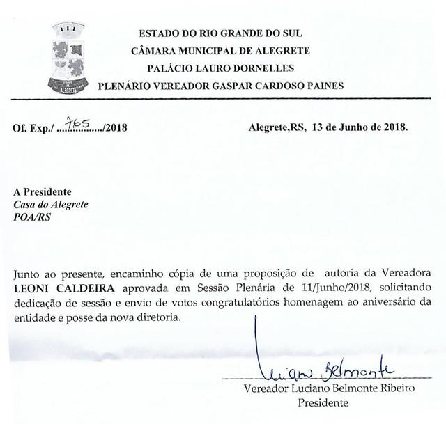 Câmara-Alegrete