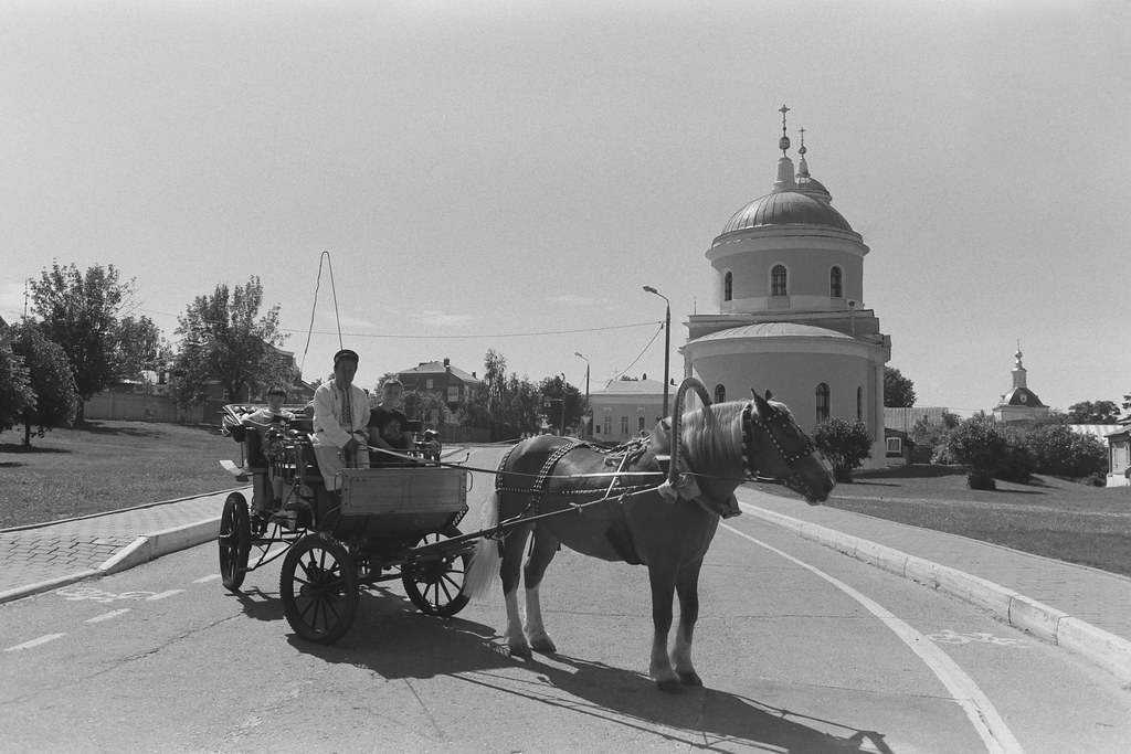 «Cab» (Streets of Kolomna)