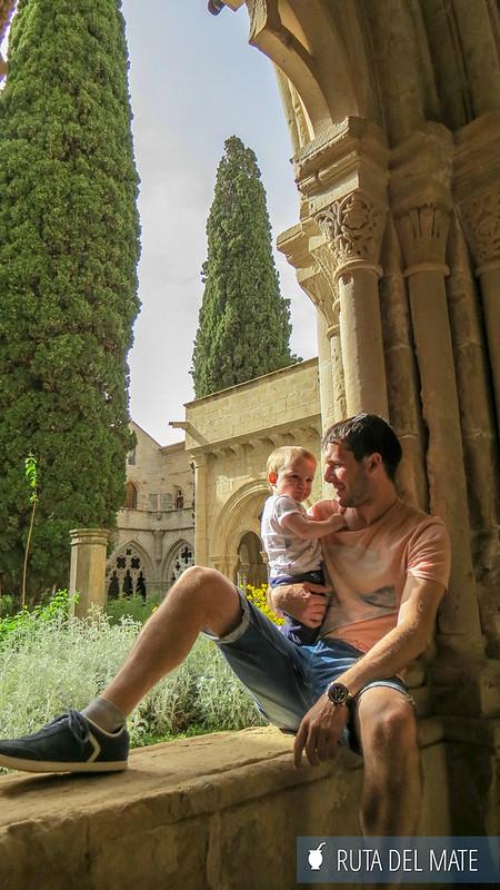 Pueblos de Cataluña Monasterio Poblet 04