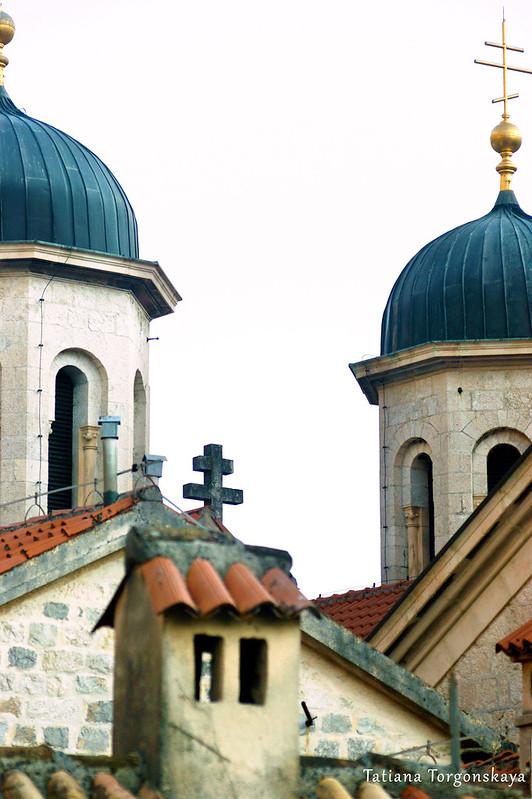 Колокольни церкви Св.Николая