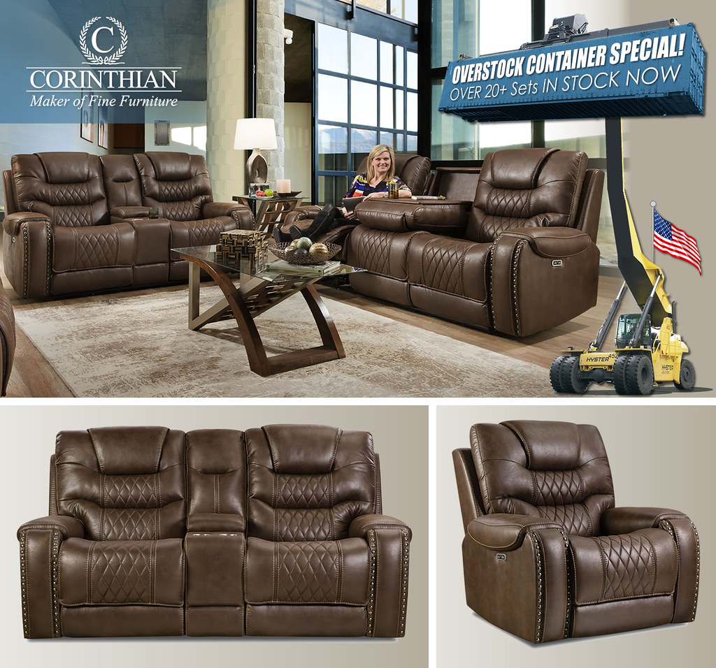 Baileys Desert Chocolate Reclining Set Layout_88801_v2