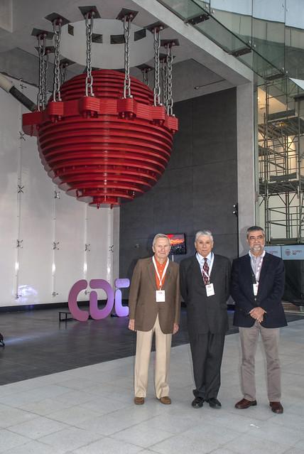 Inauguración ESPACIO CDT