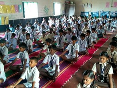 International Yoga Day Celebration Mysore and MANDYA