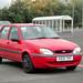 V221 TVY - Ford Fiesta @ Killingworth #1
