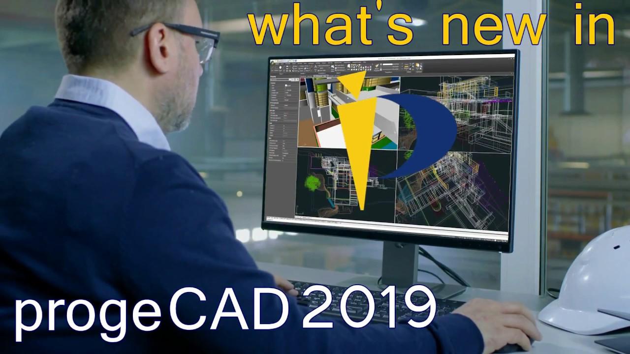 progeCAD 2019 Professional x64 full license