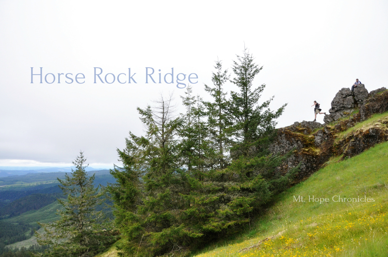 Horse Rock Ridge @ Mt. Hope Chronicles