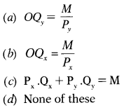 CA Foundation Business Economics Study Material Chapter 2 Theory of Demand and Supply - MCQs 430