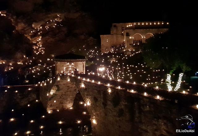 Tobera a la luz de las velas 4