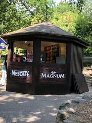 Gloomy Wood Kiosk